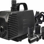 Simple Deluxe 1056 GPH Submersible Pump in Aquaponics