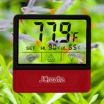 Fish Tank Thermometer for Aquaponics